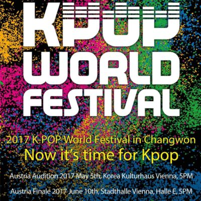 4th K-pop World Festival Austria