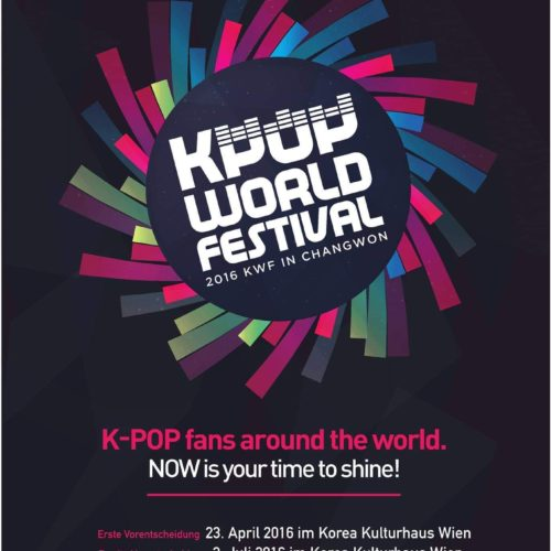 2016 K-Pop World Festival Austria