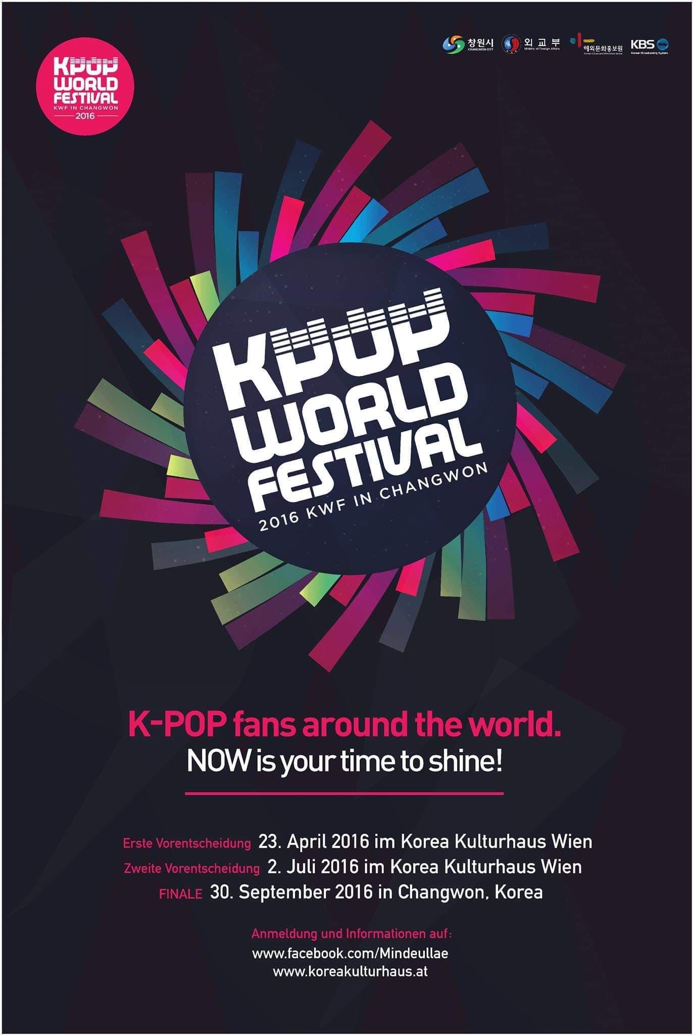 3rd K-pop World Festival Austria