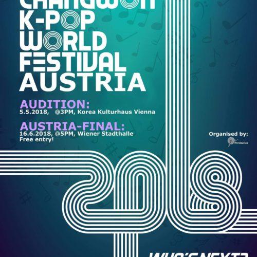 2018 K-Pop World Festival Austria