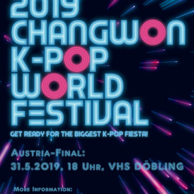 6th K-Pop World Festival Austria