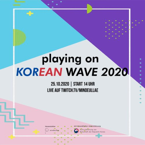 playing on K-WAVE 2020