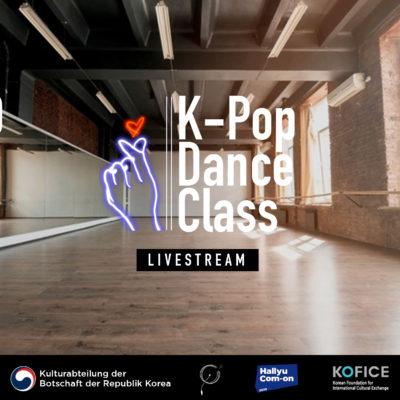 Online K-Pop Dance Class – Season 2