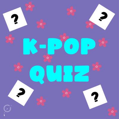 K-Pop Quiz auf der Hanamicon
